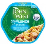 John West Light Lunch Italian Style Tuna Salad 220g
