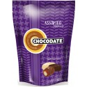 Chocodate Assorted Chocolate Coated Date with Almond 100g