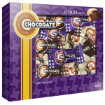Chocodate Assorted Chocolate Coated Date with Almond 150g