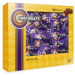 Chocodate Milk Chocolate Coated Date with Almond 150g