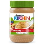 American Kitchen Creamy Peanut Butter 340g