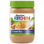 American Kitchen Crunchy Peanut Butter 340g