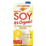 Pure Harvest Organic Soy Milk Original 1L