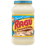 Ragu Cheesy Roasted Garlic Parmesan Sauce 453g
