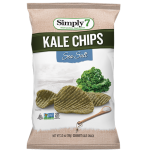 Simply 7 Kale Chips Sea Salt 99g