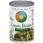 Full Circle Organic Cut Green Beans 411g