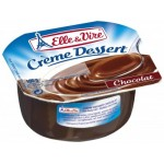 Elle & Vire Chocolate Creme Dessert 100g