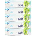 Masafi Tissue Pure Soft Care 150x2 Ply White 5x Tissue Box