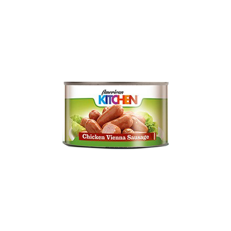 American Kitchen Chicken Vienna Sausage 120g