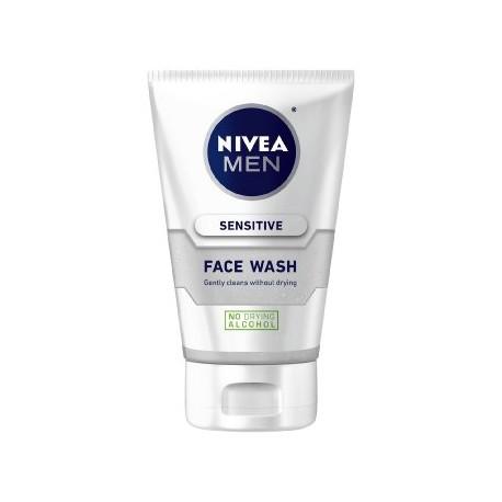 Nivea Men Face Wash Sensitive 100ml