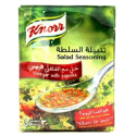 Knorr Vinegar with Paprika Salad Seasonings 4x10g