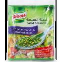 Knorr Basil with Thyme Salad Seasonings 4x10g