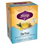 Yogi Detox Healthy Cleansing Tea Bags 16
