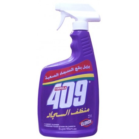Clorox Formula 409 For Carpet Cleaner 651ml