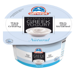 Olympus Authentic Greek Strained Yogurt Natural 10% Fat 150g