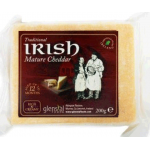 Glenstal Irish Mature White Cheddar 200g