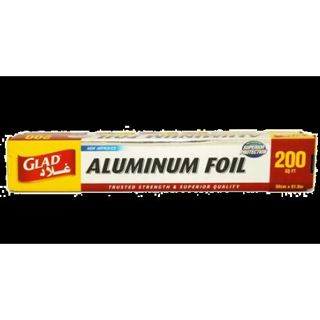 Glad Aluminium Foil 200 sq.ft