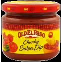 Old El Paso Hot Salsa Dip 312g
