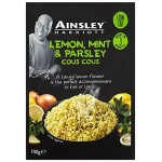 Ainsley Harriott Lemon, Mint & Parsley Cous Cous 100g