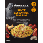 Ainsley Harriott Spice Sensation Cous Cous 100g