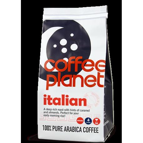 Coffee Planet Italian Ground Coffee 250g