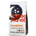 Coffee Planet Breakfast Ground Coffee 250g