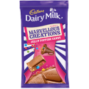Cadbury Dairy Milk Marvellous Creations Jelly Popping Candy 160g