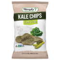 Simply 7 Kale Chips Dill Pickle 99g