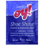 OY Shoe Shine & Clean Cloth On the Go