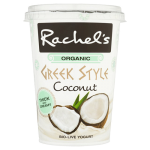 Rachel's Organic Greek Style Coconut Yogurt 450g