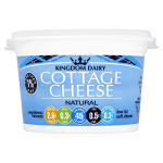 Kingdom Dairy Low Fat Cottage Cheese 227g