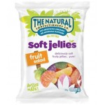 The Natural Confectionery Co. Soft Jellies Fruit Salad 240g