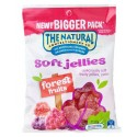 The Natural Confectionery Co. Soft Jellies Forest Fruits 240g