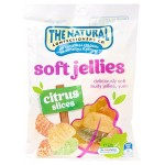 The Natural Confectionery Co. Soft Jellies Citrus Slices 240g