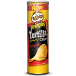 Pringles Tortilla Chips Original 160g