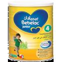 Bebelac Junior 4 Growing-up Milk for 3-6 Years 400g