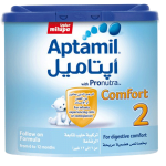 Milupa Aptamil Comfort 2 Follow-on Formula 6-12 Months 400g